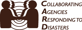 Collaborating Agencies Responding to Disasters